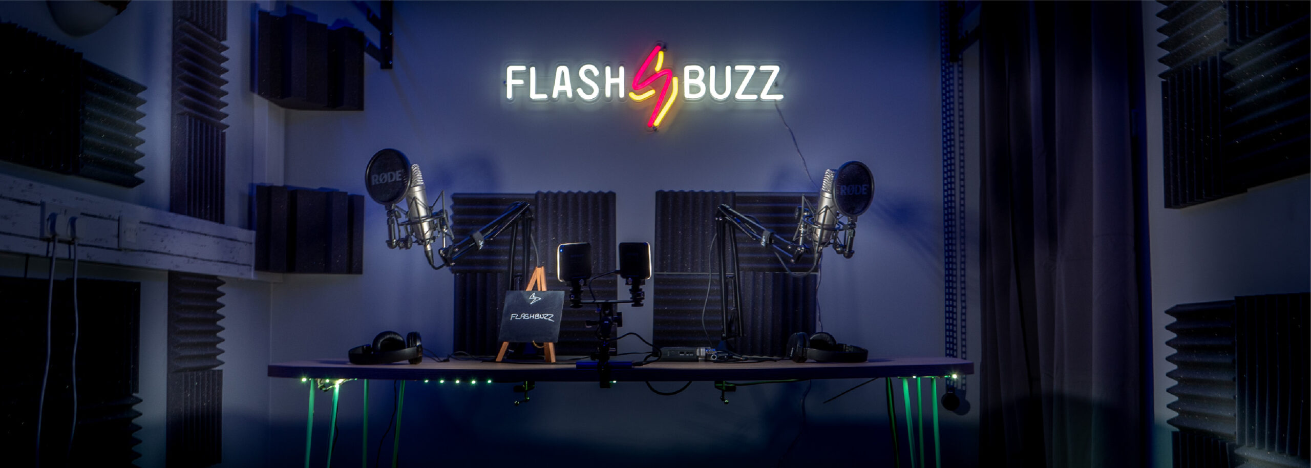 Flashbuzz Flashcast Podcast